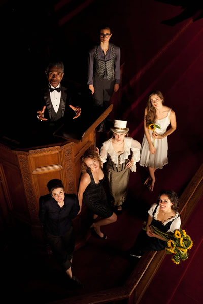 André De Shields and the Cast of HANS
